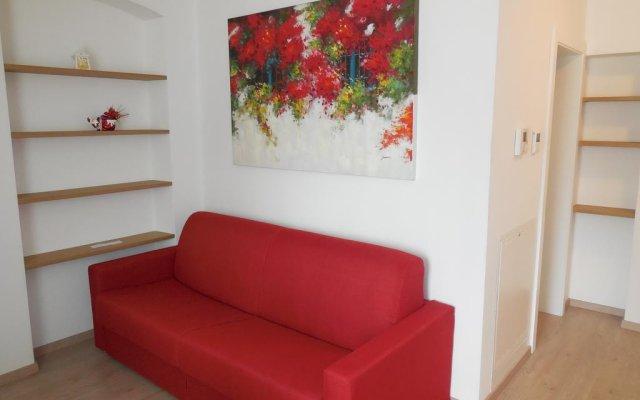 Отель Residence Hasler Кампо-ди-Тренс комната для гостей