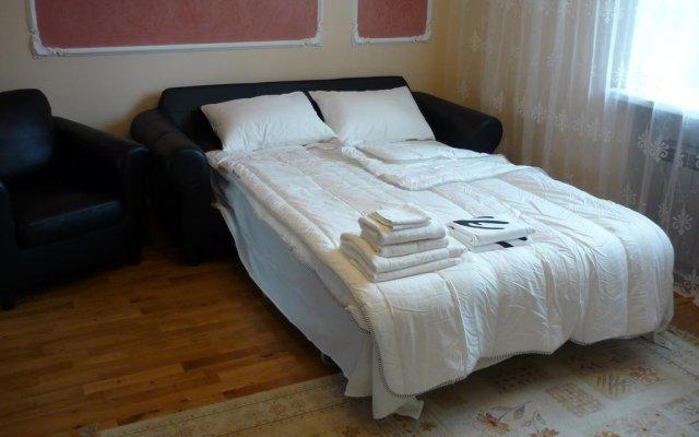 Апартаменты Sadovaya Apartment Москва комната для гостей