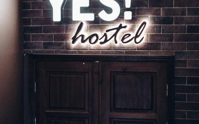 YES!hostel вид на фасад