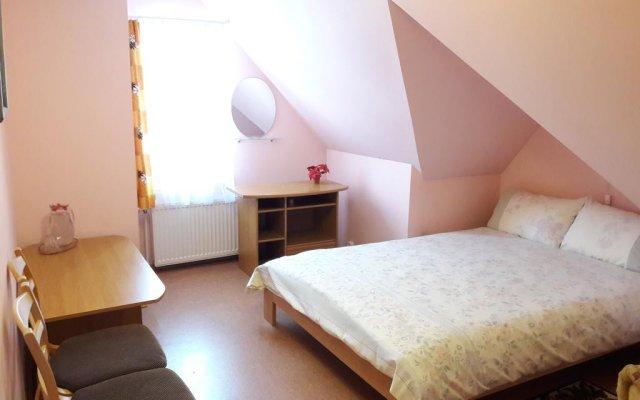 Отель Brīvdienu māja Celmi комната для гостей