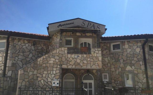Отель Villa Spas вид на фасад