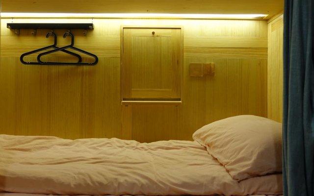 Отель Dengba Hostel Shanghai Branch Китай, Шанхай - отзывы, цены и фото номеров - забронировать отель Dengba Hostel Shanghai Branch онлайн комната для гостей