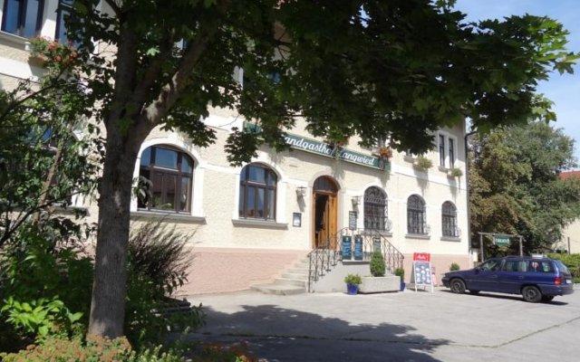 Отель Landgasthof Langwied Мюнхен парковка