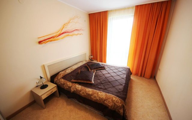 Апартаменты Menada Royal Sun Apartments Солнечный берег комната для гостей