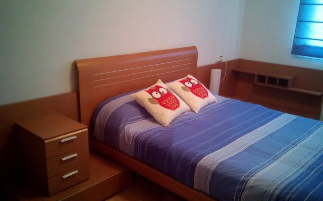 Отель Departamento Cortes de Aragon комната для гостей