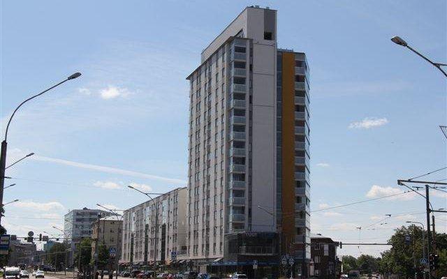 Апартаменты Osten Tor Apartment вид на фасад