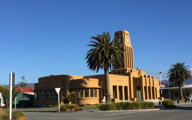 Carters Beach Top 10 Holiday Park Westport New Zealand Zenhotels