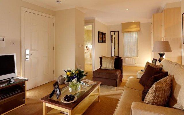 Отель Cheval Calico House Великобритания, Лондон - отзывы, цены и фото номеров - забронировать отель Cheval Calico House онлайн комната для гостей