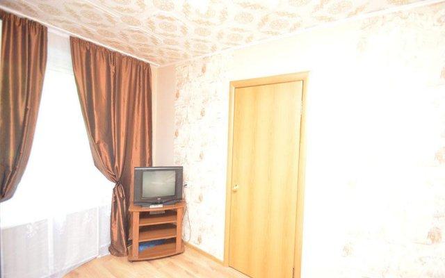 Апартаменты на 2-й Черногрязской комната для гостей