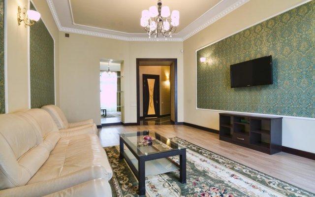 Апартаменты Apartment Saksaganskogo 7 Львов комната для гостей