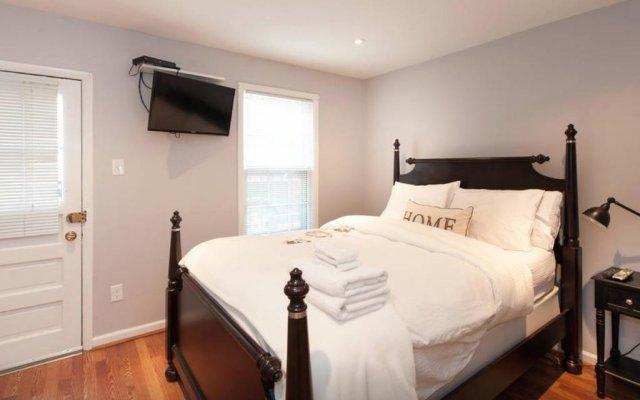Отель Federal Flats - Georgetown США, Вашингтон - отзывы, цены и фото номеров - забронировать отель Federal Flats - Georgetown онлайн комната для гостей