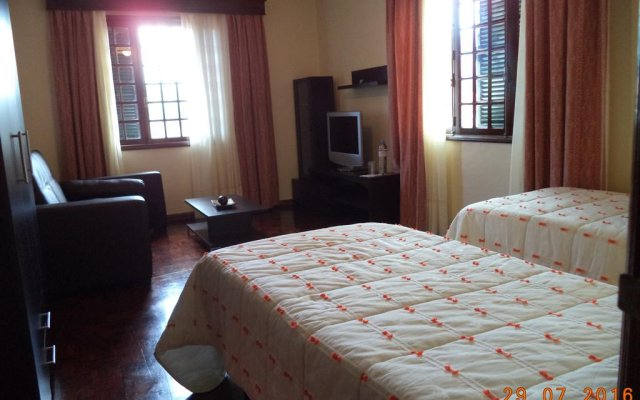 Отель Hospedagem Casa do Largo комната для гостей