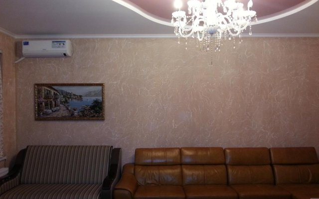 Гостиница Dobra Rodyna комната для гостей