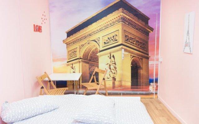 Гостиница Landish Hostel в Москве 4 отзыва об отеле, цены и фото номеров - забронировать гостиницу Landish Hostel онлайн Москва комната для гостей