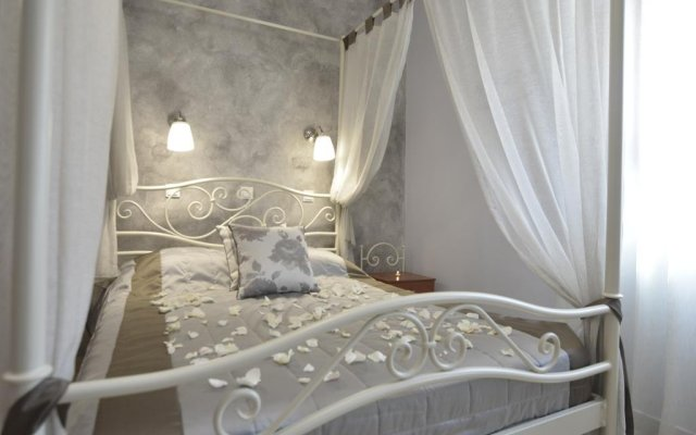 Апартаменты Polydefkis Apartments комната для гостей