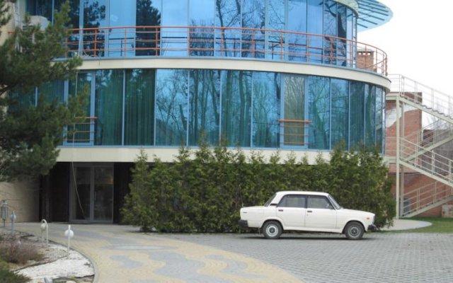 Гостиница Yolochka парковка