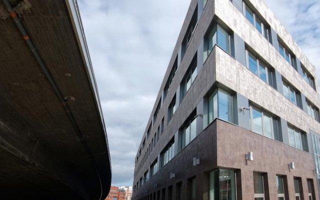Апартаменты Apartment House - Delta вид на фасад
