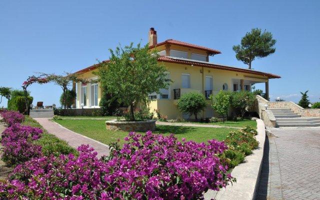 Отель Villa Elixir Rhodos вид на фасад