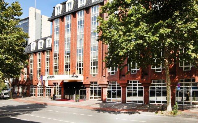 Отель Lindner Hotel City Plaza Германия, Кёльн - 8 отзывов об отеле, цены и фото номеров - забронировать отель Lindner Hotel City Plaza онлайн вид на фасад