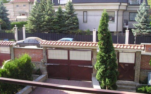 Hotel Ildo Iliana вид на фасад