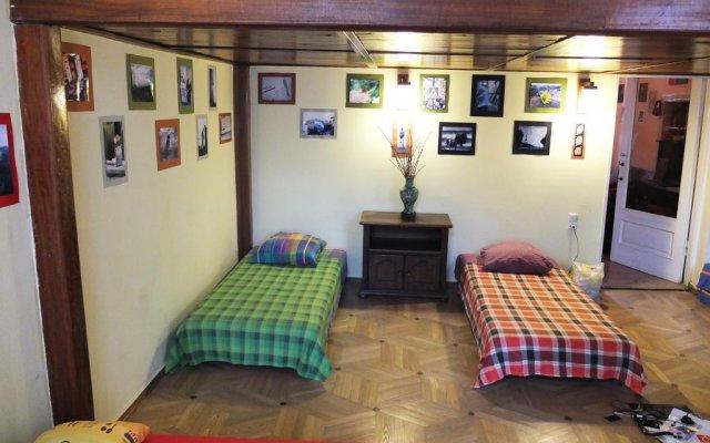 Hostel FreeStyle комната для гостей