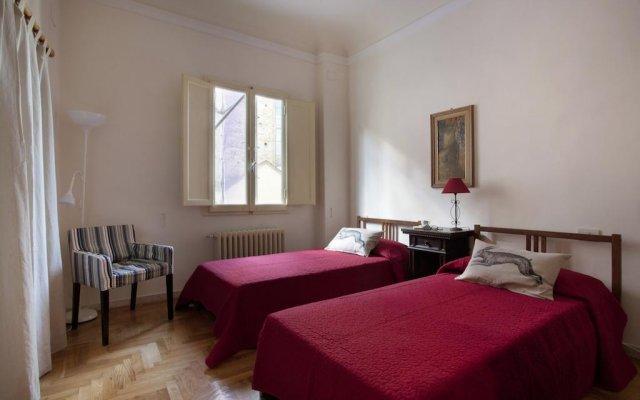 Отель Locappart Santa Croce Terrazza комната для гостей