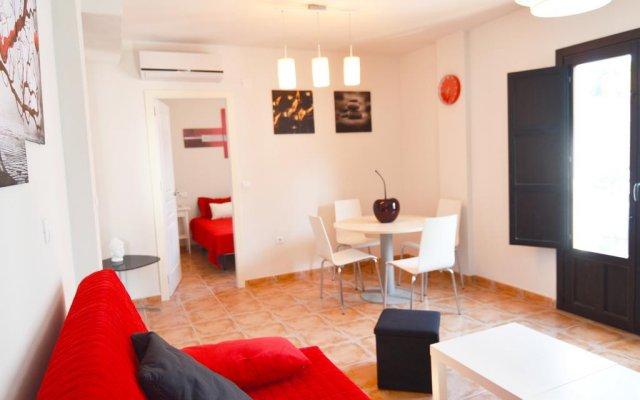 Отель Alpujarras & Costa Tropical комната для гостей