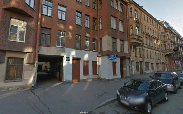 Hotel On Kolomenskaya вид на фасад