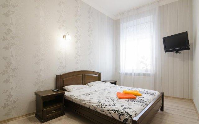 Отель Arkadija Kniazia Romana 11 Львов комната для гостей