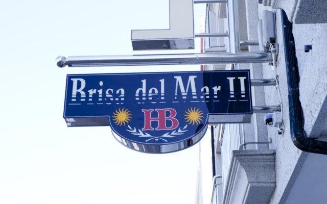 Hotel Brisa del Mar вид на фасад