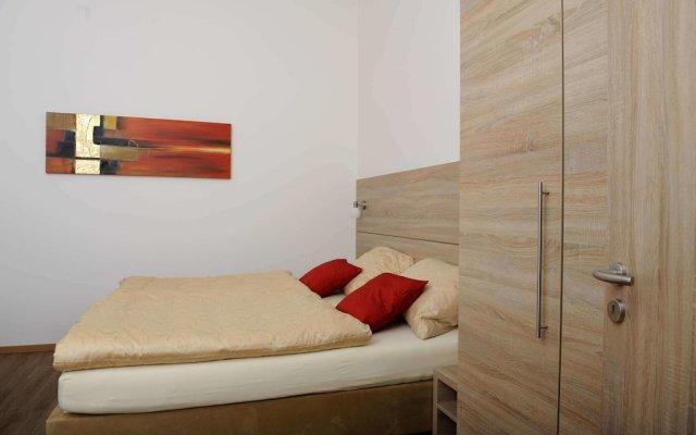 Отель Das Falk Apartmenthaus Германия, Нюрнберг - отзывы, цены и фото номеров - забронировать отель Das Falk Apartmenthaus онлайн комната для гостей