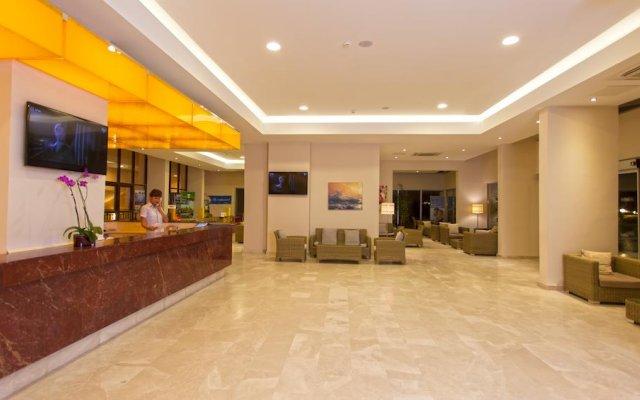 Justiniano Club Park Conti – All Inclusive Турция, Окурджалар - отзывы, цены и фото номеров - забронировать отель Justiniano Club Park Conti – All Inclusive онлайн интерьер отеля