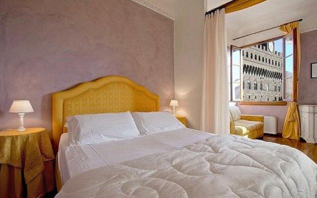 Апартаменты Magic Signoria Apartment Флоренция комната для гостей
