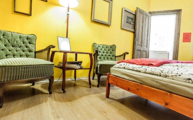 Hostel Kombinat комната для гостей