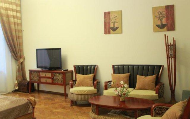 Апартаменты Grace Apartments комната для гостей