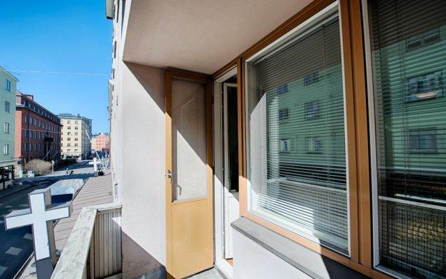 Апартаменты Forenom Serviced Apartments Helsinki Albertinkatu
