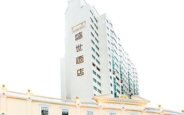Inn Hotel Macau вид на фасад