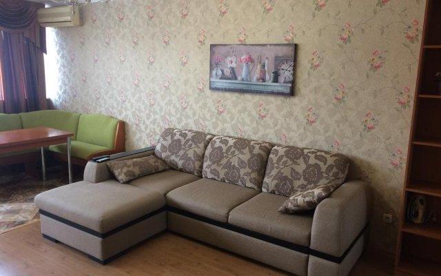 Апартаменты Apartments on Ostrovskogo 1 Сочи комната для гостей