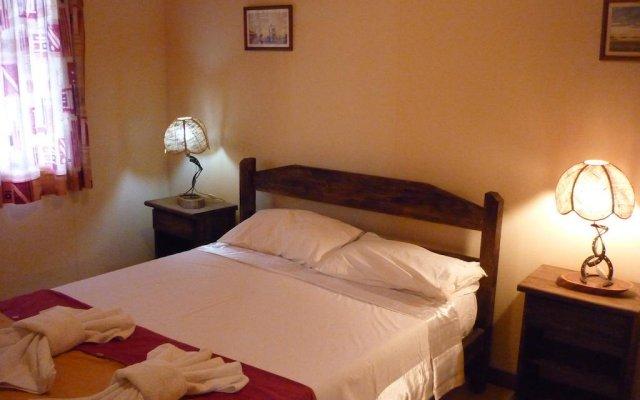 Отель Cabanas Dayna Сан-Рафаэль комната для гостей