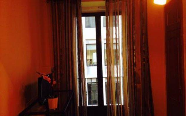 Отель Pensión Avantiss комната для гостей