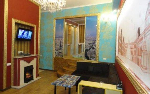 Апартаменты на Пушкинской комната для гостей