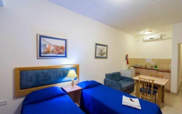 Отель Damiani Мальта, Буджибба - 1 отзыв об отеле, цены и фото номеров - забронировать отель Damiani онлайн комната для гостей