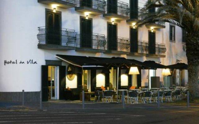 Hotel Da Vila вид на фасад