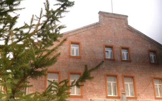 Гостиница LeoHostel вид на фасад