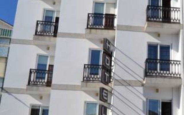 Отель Amandi вид на фасад