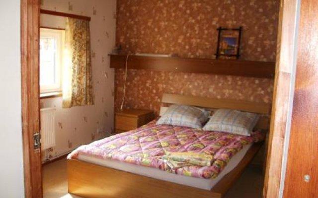 Мини-отель Old Home комната для гостей