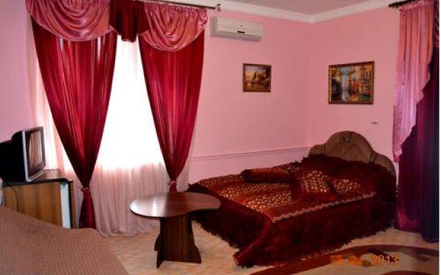 Отель Elitnyi Otdyh Бердянск комната для гостей