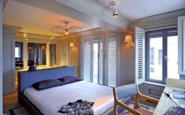 Отель X Flats Galata Стамбул комната для гостей