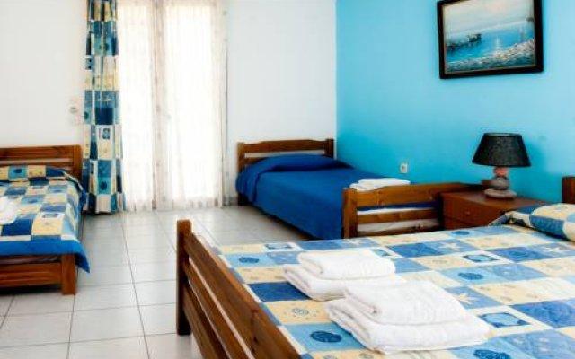 Отель Edra Studios комната для гостей