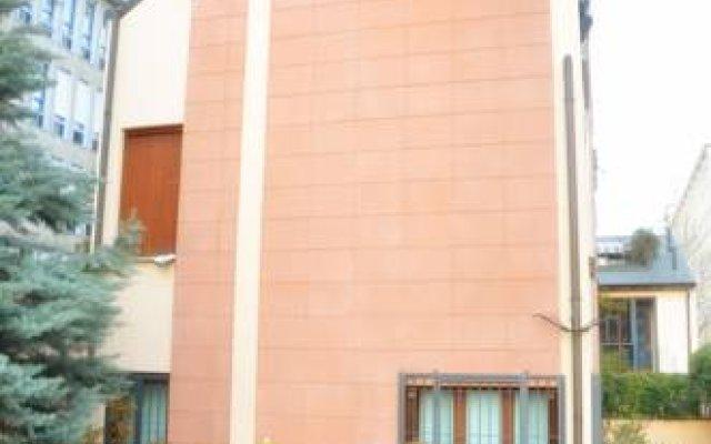 Отель Sansiro 47 Италия, Милан - отзывы, цены и фото номеров - забронировать отель Sansiro 47 онлайн вид на фасад